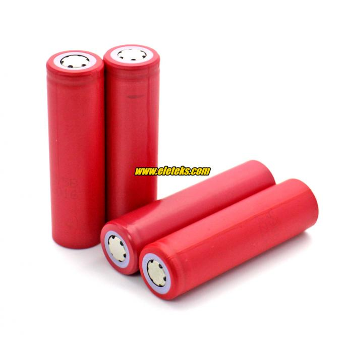 Sanyo UR18650ZY 3.7V 18650 2600mah li-ion rechargeable battery Sanyo UR18650ZY battery cell