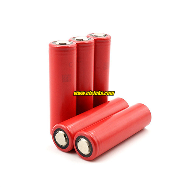 Sanyo NCR18650BL 3.6V 3400mAh 18650 rechargeable battery 10A discharge current