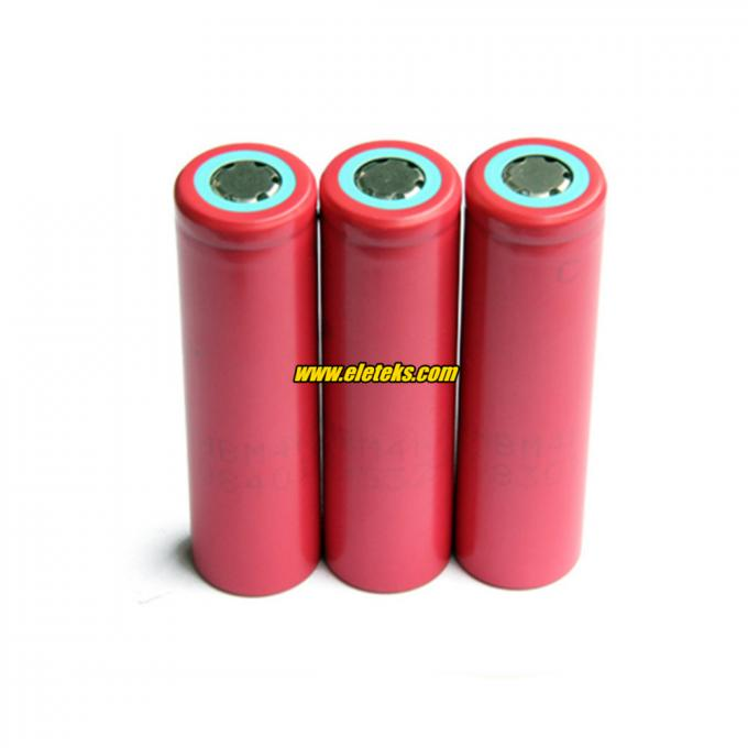 Original Cells Sanyo UR18650FM 2600mAh rechargeable Li-Ion 18650 battery cells for power bank cells