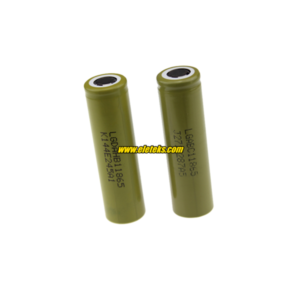 Wholesale Authentic LG LGDAHB11865 1500mAh HB1 18650 3.7V Lithium Ion battery cell 20A high power