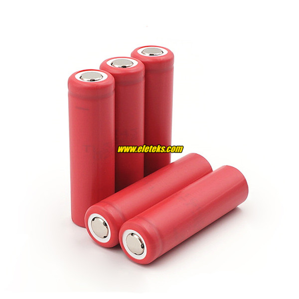 Genuine Sanyo 14500 vapor ecig mod batteries high capacity 3.7V Sanyo UR14500P 840mAh Sanyo 14500 rechargeable battery