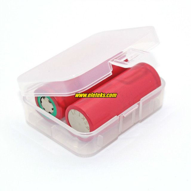 Genuine Sanyo UR18500FK 18500 1620mah / 1700mah 3.7V Sanyo 18500 rechargeable battery cell