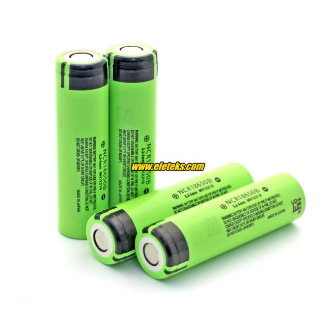 Original Panasonic NCR18650B 3400mah 18650 3.7V high capacity rechargeable lithium battery industrial 18650 battery