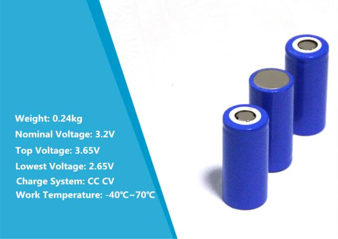 32650 5500mah lithium iron phosphate cylindrical cell 3.2V rechargeable LiFePO4 battery for electrical car