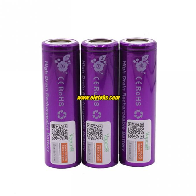 Vapcell INR21700 4800mAh 20A High Discharge Current rechargeable 3.7V Lithium-ion powr tools battery wholesale