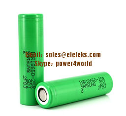China Samsung INR18650-25R 2500mAh 3.7V Rechargeable Li-ion Power Battery Wholesale Authentic High Drain Battery for ecig mods supplier