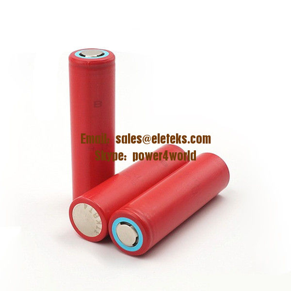 Sanyo UR18650RX wholesale 18650 2050MAH High Rate 20A Li-ion Battery 3.7V 2100mAh Flat Top Original Imported Batteries
