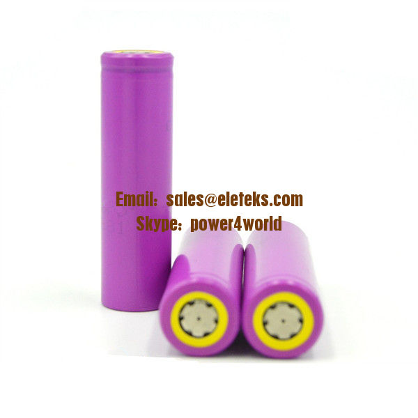 3.7V Sanyo UR18650ZTA 3000MAH high discharge rate 18650 Sanyo ZTA 18650 rechargeable battery