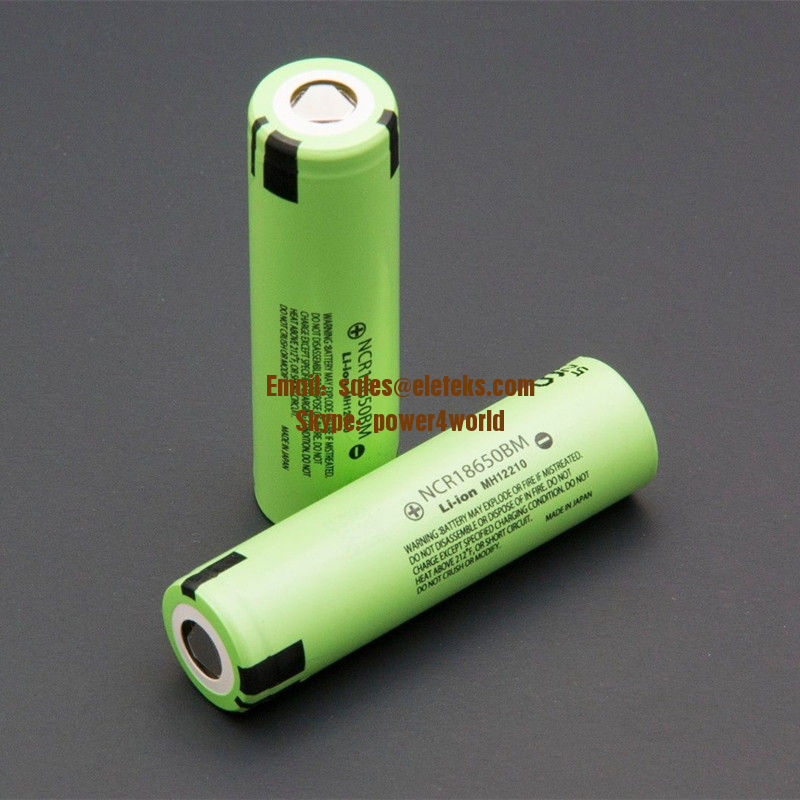 Panasonic 18650 3 6v 3200mah Rechargeable Li Ion Battery