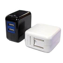 Soshine Power Dual USB 2.1A 10w Travel Wall Charger