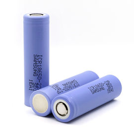 China Samsung ICR18650-22P 2200mAh 3.7V Li-ion Rechargeable Battery for Flashlights, Power Tools, Battery Pack factory